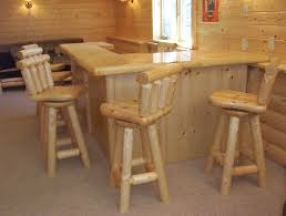 Pine Kitchen Furniture Northwoods Pine Log Kitchen And Bathroom Cabinets Log Homes And