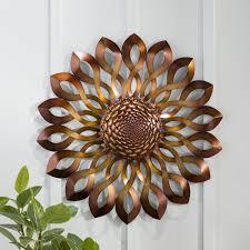 sunflower wall decor sun wall decor