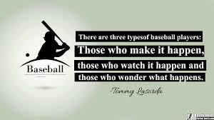 Baseball Love Quotes