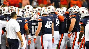 Auburn 2016 Depth Chart Auburn Tigers 2016 Spring Football Preview