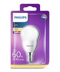 Bulb Led 7w 806lm E14 Philips