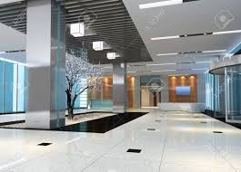 d modern hallcorridor stock photo picture and royalty free