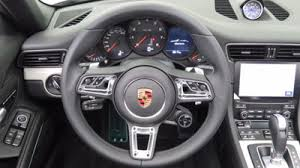 2018 porsche carrera. contemporary carrera 2018 porsche 911 carrera cabriolet  click to see fullsize photo viewer to porsche carrera