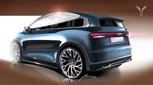Audi A2 Designer 2018 Audi A2 Render Ms Blog