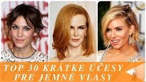 účesy Pro Postupně Sestříhané Krátké Vlasy 2018 ženy