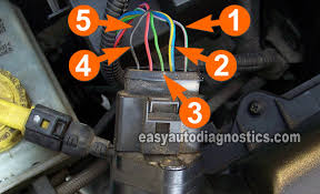 part 1 vw mass air flow maf sensor test 5 wire type vw mass air flow maf sensor test 5 wire type
