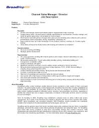 Interesting Area Sales Manager Resume Responsibilities Job