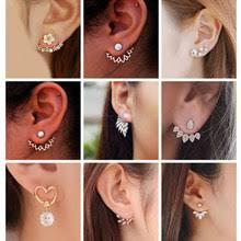 Popular Earrings of <b>Heart Zircon</b>-Buy Cheap Earrings of <b>Heart</b> ...