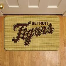detroit tigers mlb baseball teams league 354 door mat rug carpet doormat doorsteps foot pads