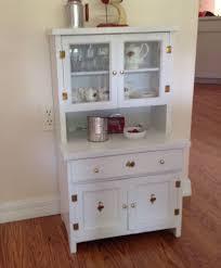 Kitchen Furniture Hutch Vintage Childs Play Kitchen Cupboard Hutch Wood Step Back