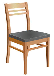 wooden chair clipart. Simple Wooden To Wooden Chair Clipart O