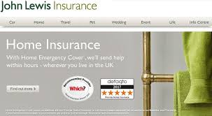 john lewis insurance s include