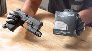 Best Light Laser Combo For Glock 19 This 30 Weapon Light Is Dope Defendtek Flashlight Review