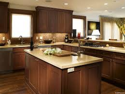 Elegant White Shaker Kitchen Cabinets With Dark Wood Floors Maple - Cypress kitchen cabinets