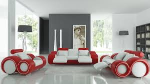 Grey White Red Living Room Including And Gray Ideas The Best - Living room furniture white