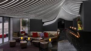 The Living Room Bar W Hotel Residences New York House Decor