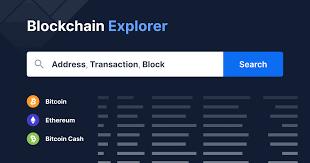 Blockchain Explorer Search The Blockchain Btc Eth Bch
