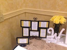 Anniversary Party Seating Chart Anniversary Parties Party