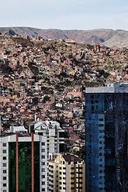 slum  poor infrastructure social exclusion and economic stagnation edit