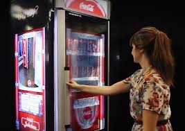 Coca Cola Interactive Vending Machine Cool CocaCola Amatil Boosts Beverage Sales With Interactive Vending