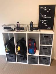 Kmart School Command Centre In 2019 School Bag Storage