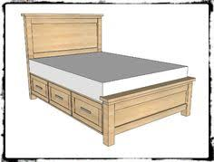 platform bed with drawers plans. Ana White | King Size Storage Bed - Highly Modified DIY Projects Master Bedroom Tutorials Pinterest Posts, And Do It Yourself Platform With Drawers Plans R