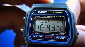 Kết quả hình ảnh cho đồng hồ điện tử casio cổ điển