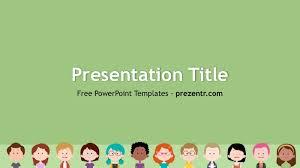 Free Kids Powerpoint Template Prezentr Ppt Templates
