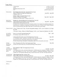 Indeed Resume Template Resume Templates