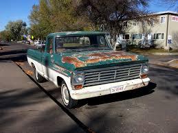 1967 Mercury M-100 truck | dave_7 | Flickr