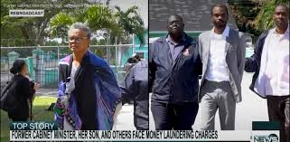 Former Cabinet Minister Elma Campbell-Chase released on bail after being  formally charged before Chief Magistrate | Bahamas National