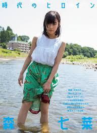 森七菜のかわいい画像(インスタ/Twitter/制服/髪型/私服/メイク)まとめ【画像50枚】