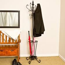 decorative coat rack. Simple Decorative SEI Multipurpose Decorative Coat Rack Hall Tree 71 H X 20 12 W 17 D  Black By Office Depot U0026 OfficeMax And N
