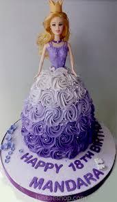 Barbie Princess Birthday Cake 3lb Sri Lanka Online Shopping Site