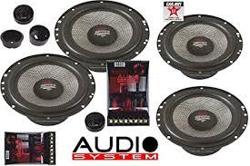 <b>Audio System</b> X 165-4 EVO 2 <b>X</b>-<b>ion Series</b> 16.5 cm 2-Way: Amazon ...