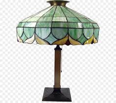 art nouveau lamp art lighting glass png