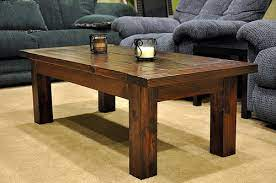 tryde coffee table ana white