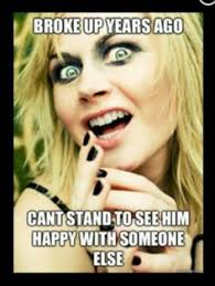 Stalker Girlfriend on Pinterest | Crazy Girlfriend Meme, Overly ... via Relatably.com