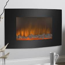 best wall mount electric fireplace reviews