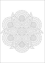Small Picture Paisley Mandalas Creative Haven Coloring Book 060876 Details
