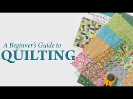 A Beginner's Guide to Quilting - YouTube & A Beginner's Guide to Quilting Adamdwight.com