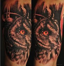 эскизы татуировок совы часть 2 55 фото