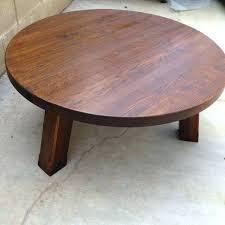 antique oak coffee table antique round coffee table french antique round solid oak coffee table vintage