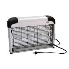 Indoor Bug Light Aspectek 15 5 In 20 Watt Electronic Indoor Zapper Insect Killer