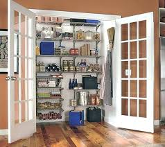 pantry french doors interior double inch closet glass narrow home depot door