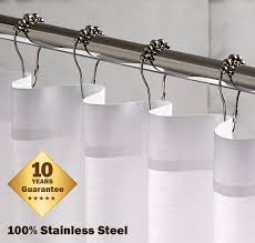 com shower icon shower curtain rings hook rustproof