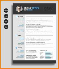 Download Resume Templates Word Free 6 Cv Resume Template Word Theorynpractice