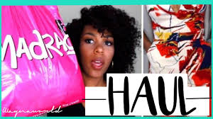 madrag clothing haul affordable chic fashion