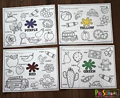 More than 5.000 printable coloring sheets. Free Color Worksheets For Kids