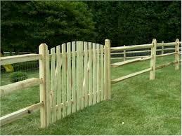 farm fence gate. Decorative Split Rail Fence Gate Farm D